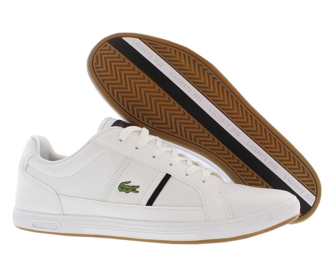 1cc9e5381446d Lyst - Lacoste Europa Croc Casual Shoes Size 11.5 for Men