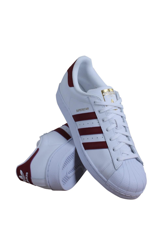 794739fc5bd Lyst - adidas Originals By3713 Men Superstar Foundation White ...