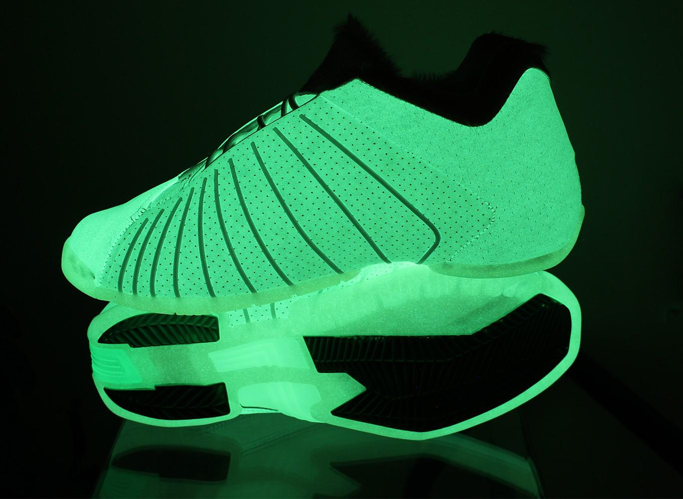 Lyst - adidas Tmac 3 Basketball Glow In The Dark Shoes for Men da2a8a2f9