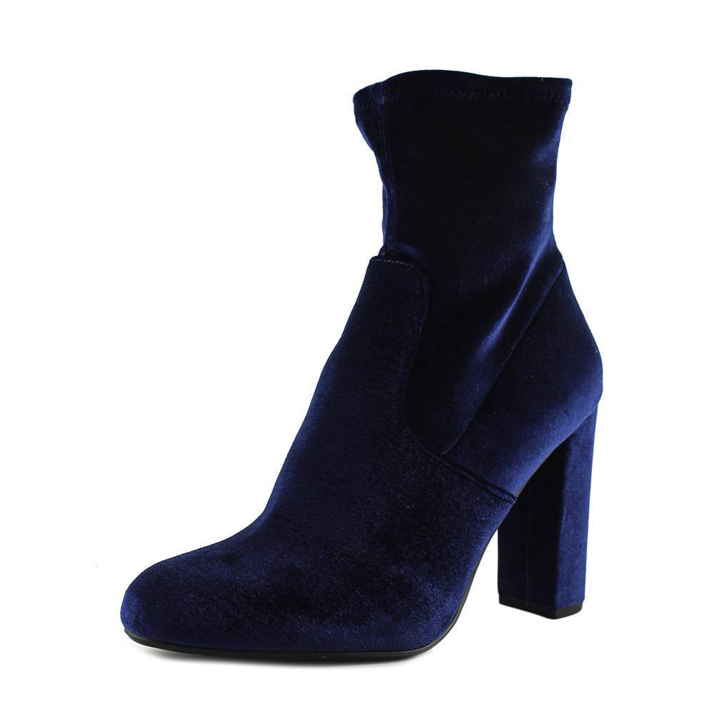 2424d25a689 Lyst - Steve Madden Brisk Women Us 5.5 Blue Ankle Boot in Blue