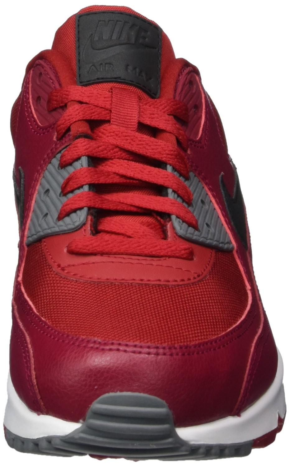 newest collection 12e12 b0589 Nike 537384-606   Air Max 90 Essential Running Shoes Gym Red black ...
