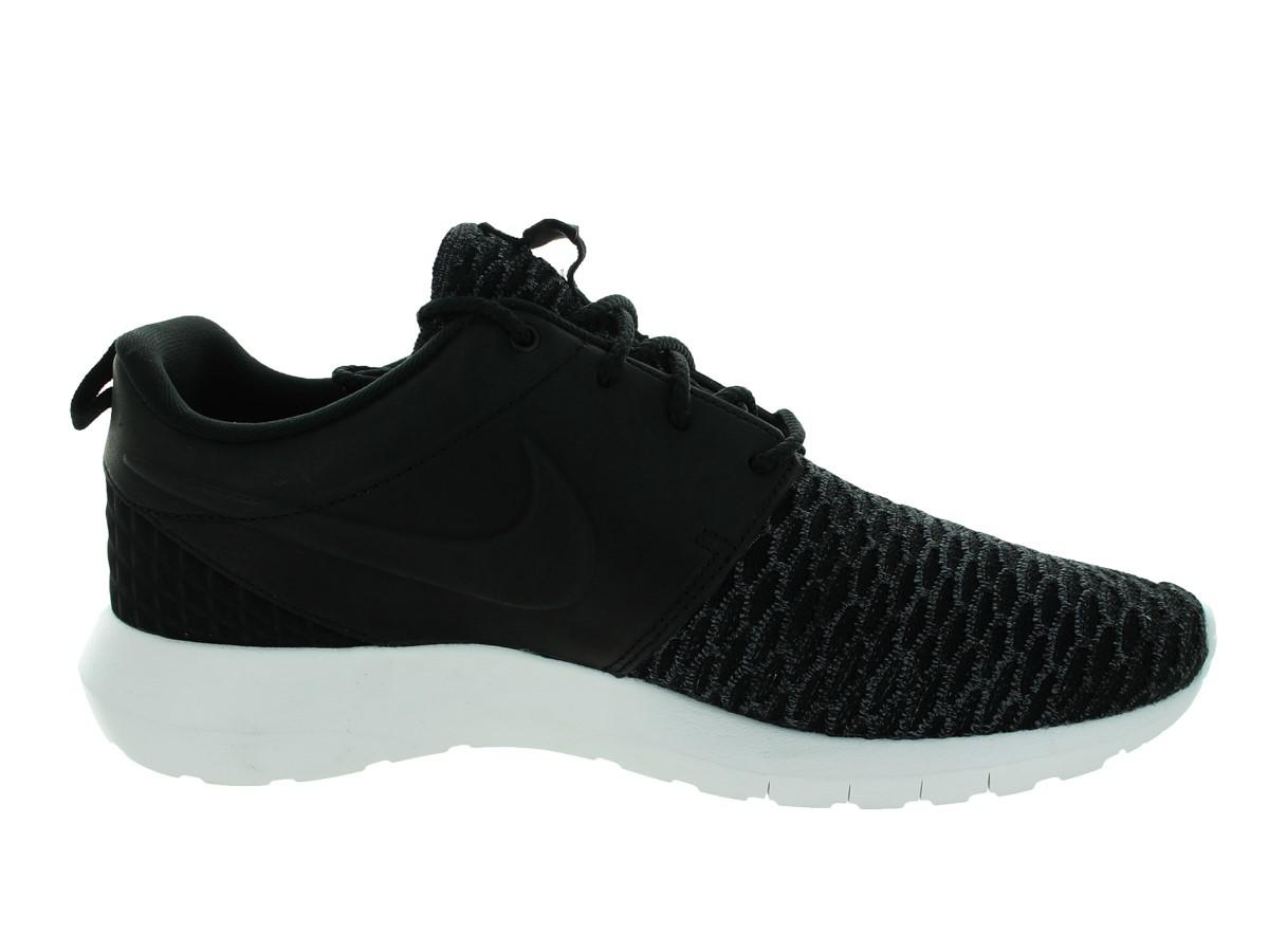 new arrival 5fc74 aba98 Lyst - Nike Roshe Nm Flyknit Prm Shoes Size 9 in Black for Men