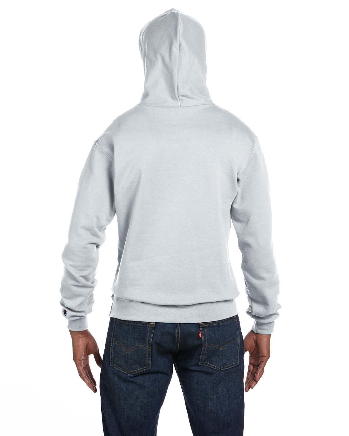ba3d08b82a7d Lyst - Champion Double Dry Action Fleece Pullover Hood Size 3xl in Gray for  Men - Save 22%
