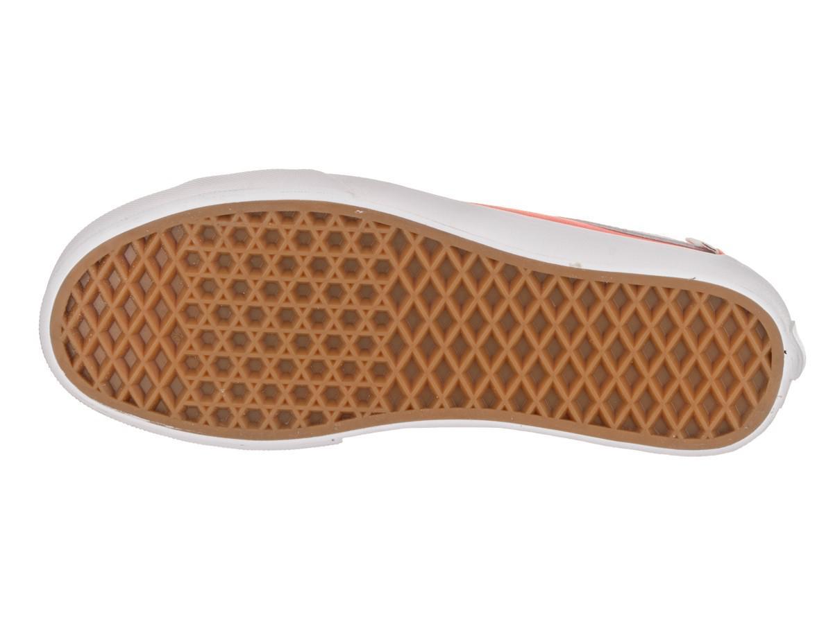63484612474192 Lyst - Vans Black Ball Sf Deep Sea Coral Skate Shoe 8 Women Us