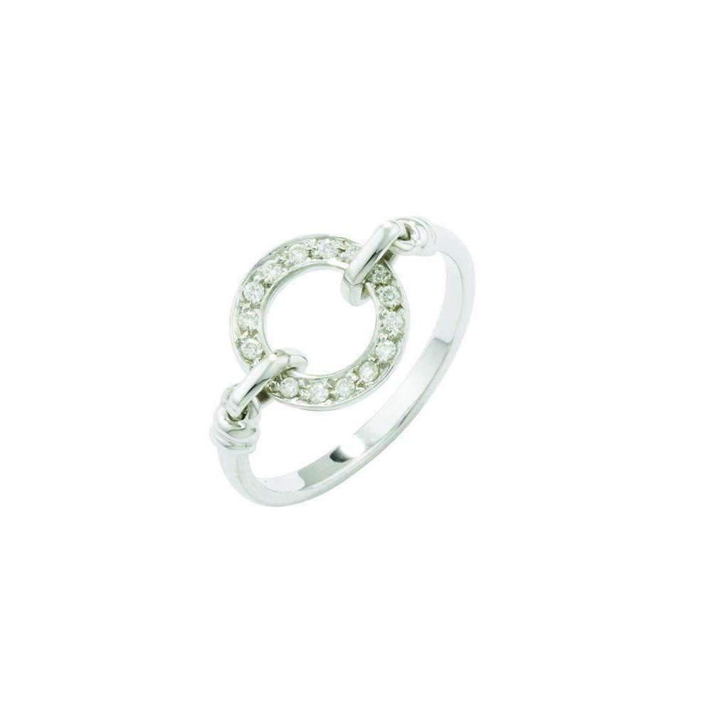 London Road Jewellery Portobello White Gold Meridian Diamond Earrings VcOf2AD