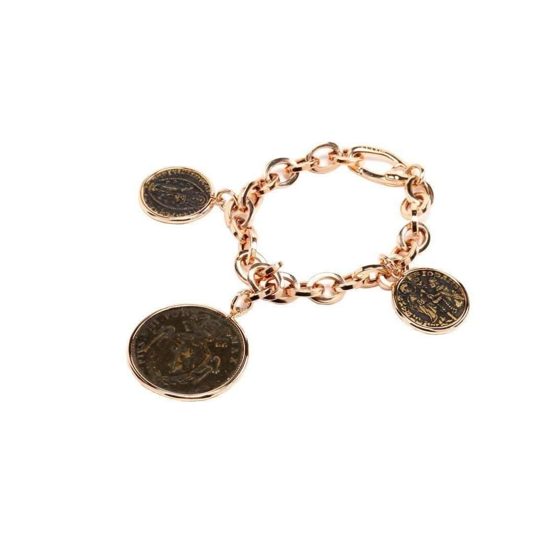 Rina Limor Sunrise Coin Charm Bracelet iG3nz9hH