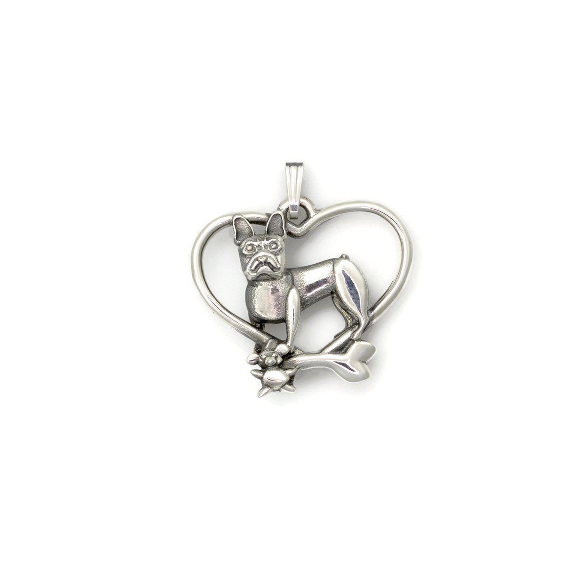 Donna Pizarro Designs Sterling Silver Porpoise Necklace wiY69SjglO