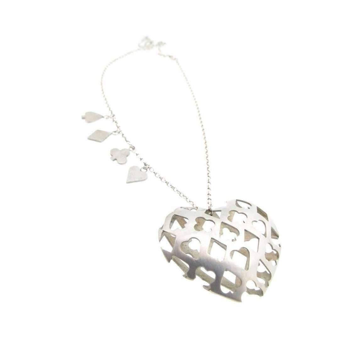 Sian Bostwick Jewellery Wonderland Playing Card Suit Earrings gOE8aWgi