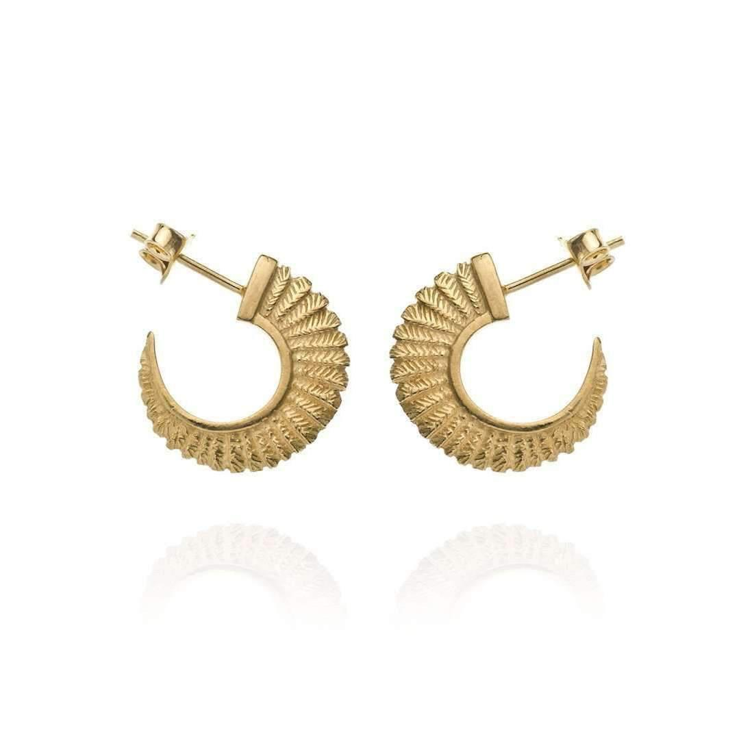 Patience Jewellery Bell Small Earrings VM V4Dlyue1