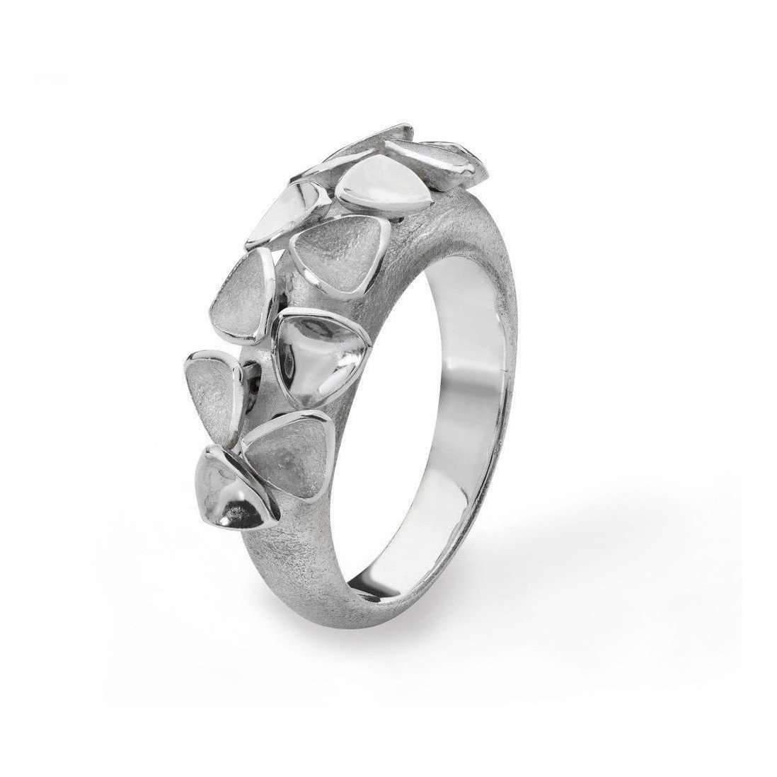 Amazona Secrets 18kt Gold Savannah Leaf Ring - UK N - US 6 1/2 - EU 54 K9eb2tA0e7