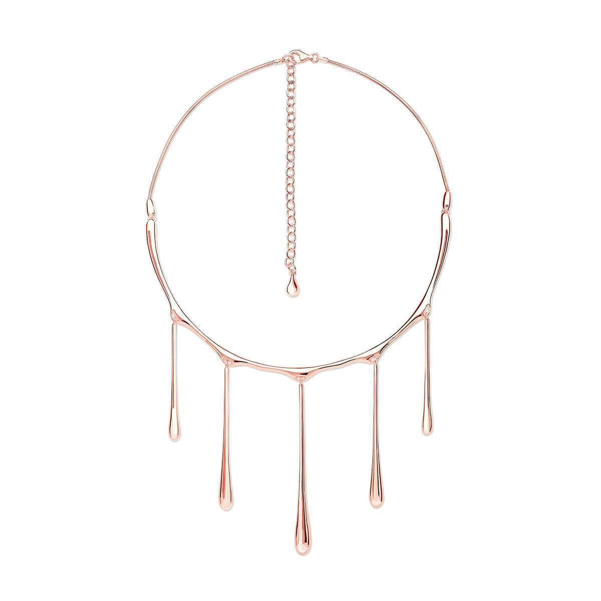 Lucy Quartermaine Dancing Drop Necklace U7lFB