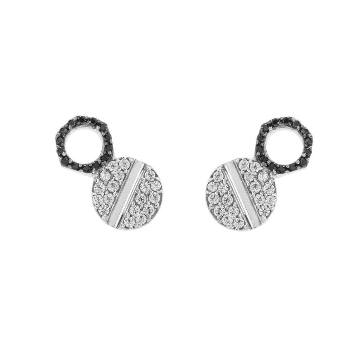 Joanna Laura Constantine Link Stud Earrings a7ob4