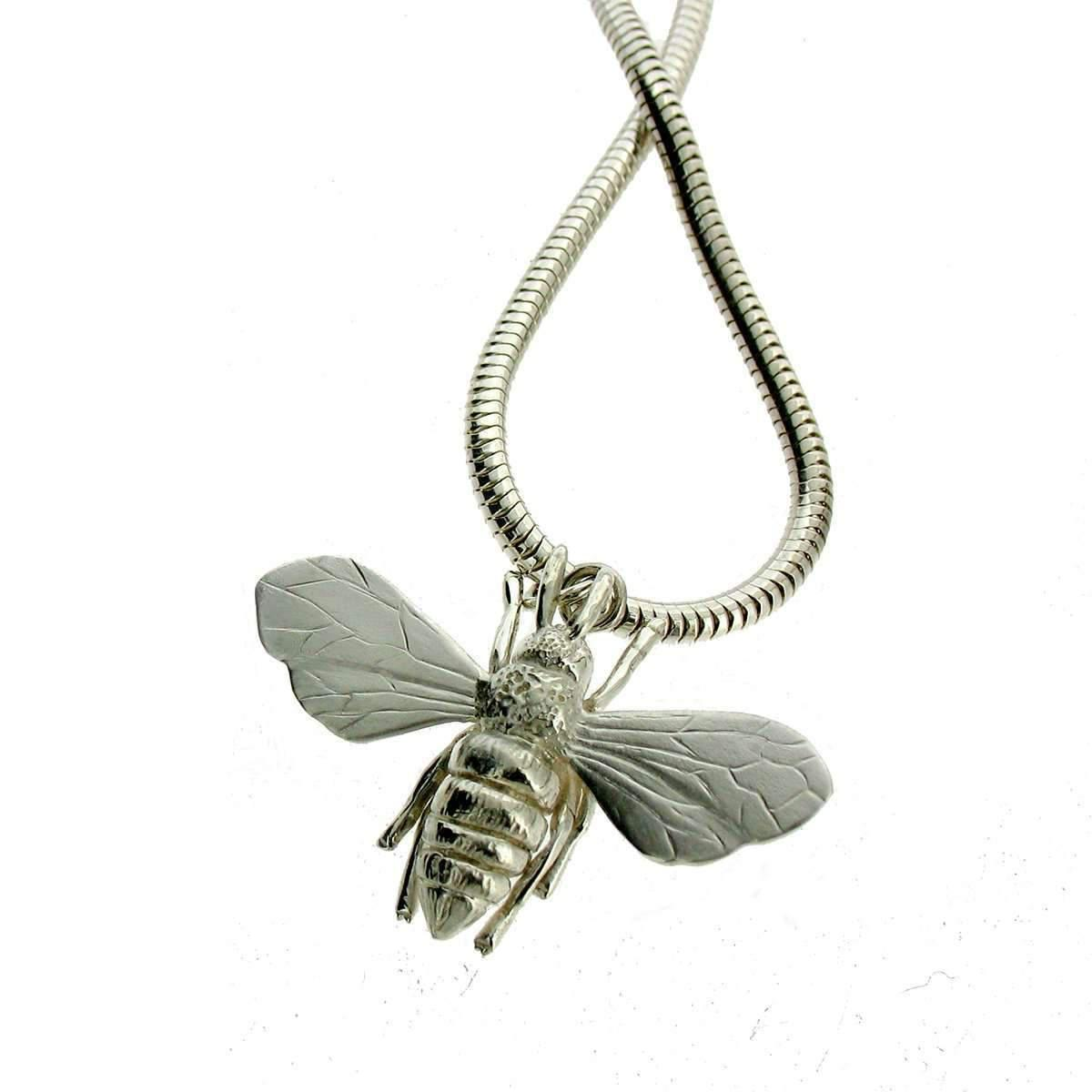 Will Bishop Honey Bee Necklace xuv27O