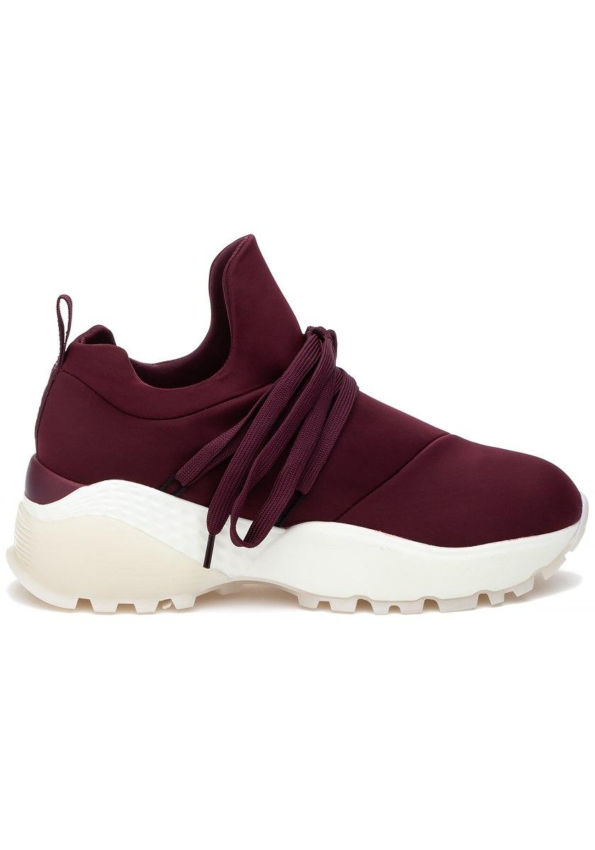 8c64b59a8332 J Slides Morrow Sneaker Burgundy in Purple - Lyst