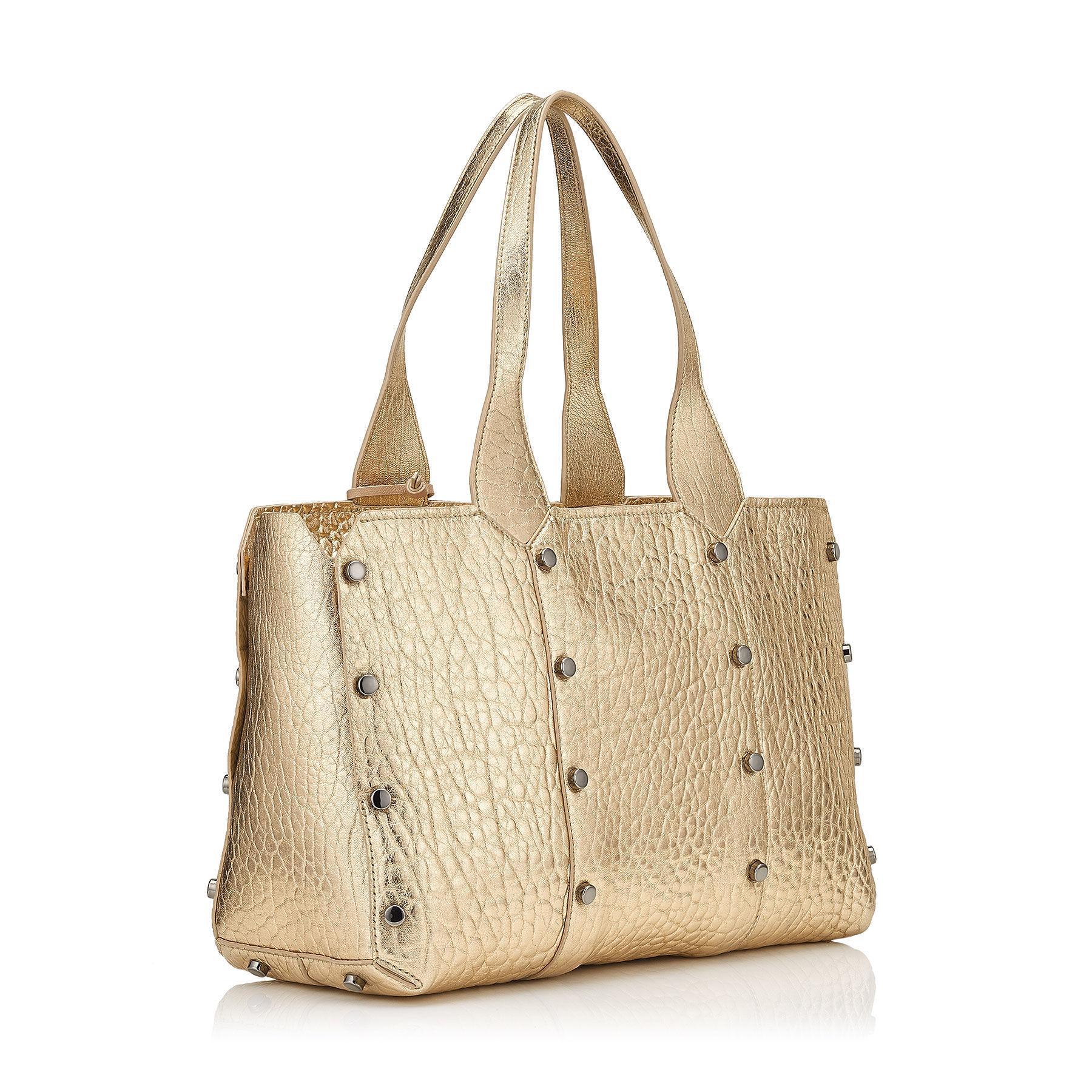 Jimmy Choo London Pre-owned - Lockett cloth handbag fbtd61
