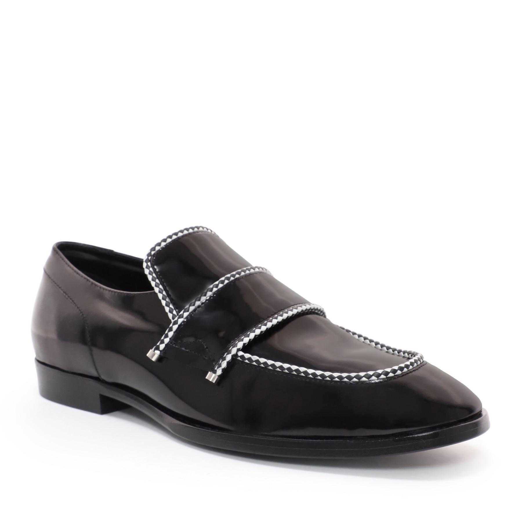84a6d1a1244 Jimmy Choo Talib in Black for Men - Lyst