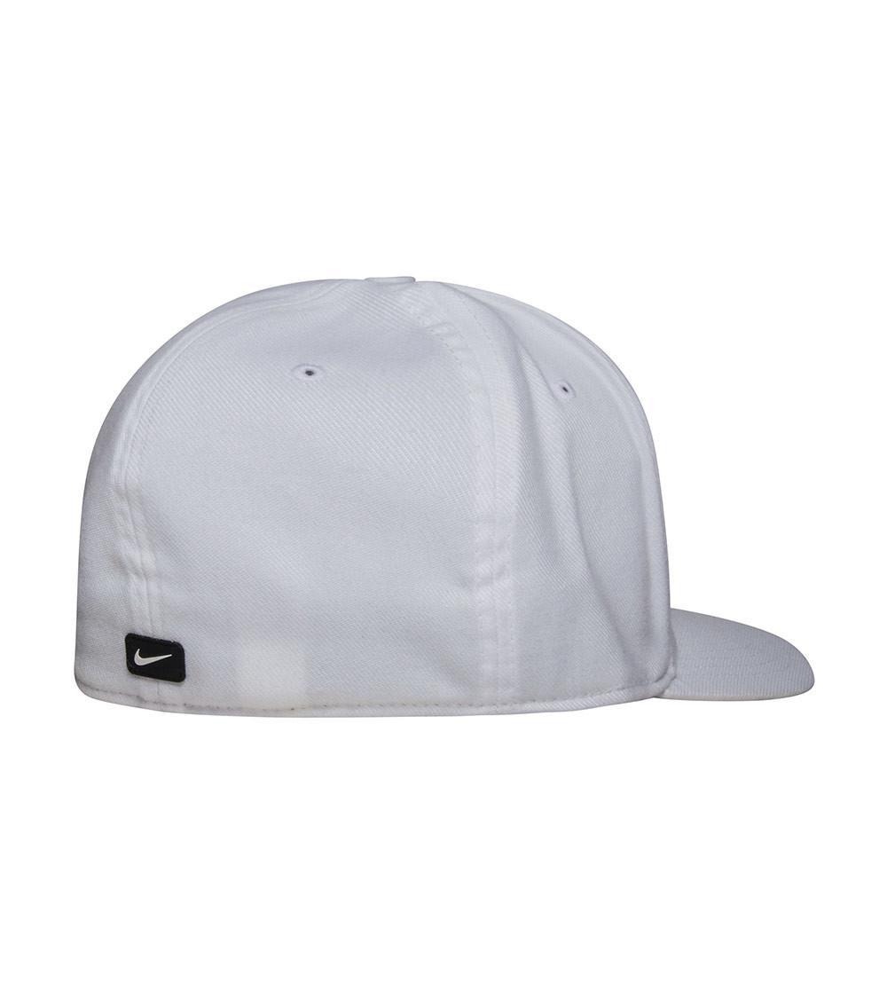 7a90659659e ... czech nike white classic 99 hat for men lyst. view fullscreen 90770  4e6de