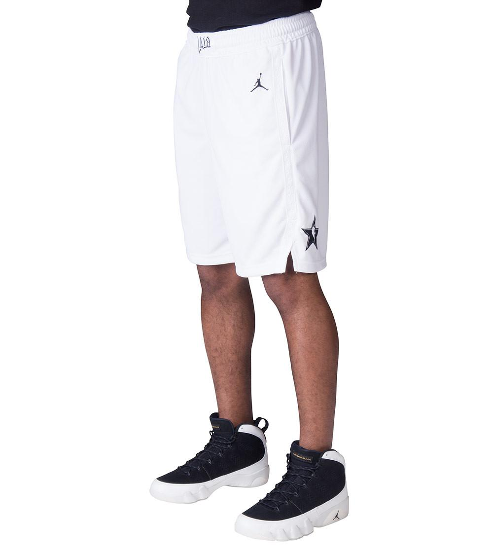 bb35fd58886e Nike - White Nba All Star 18  Swingman Short for Men - Lyst. View fullscreen