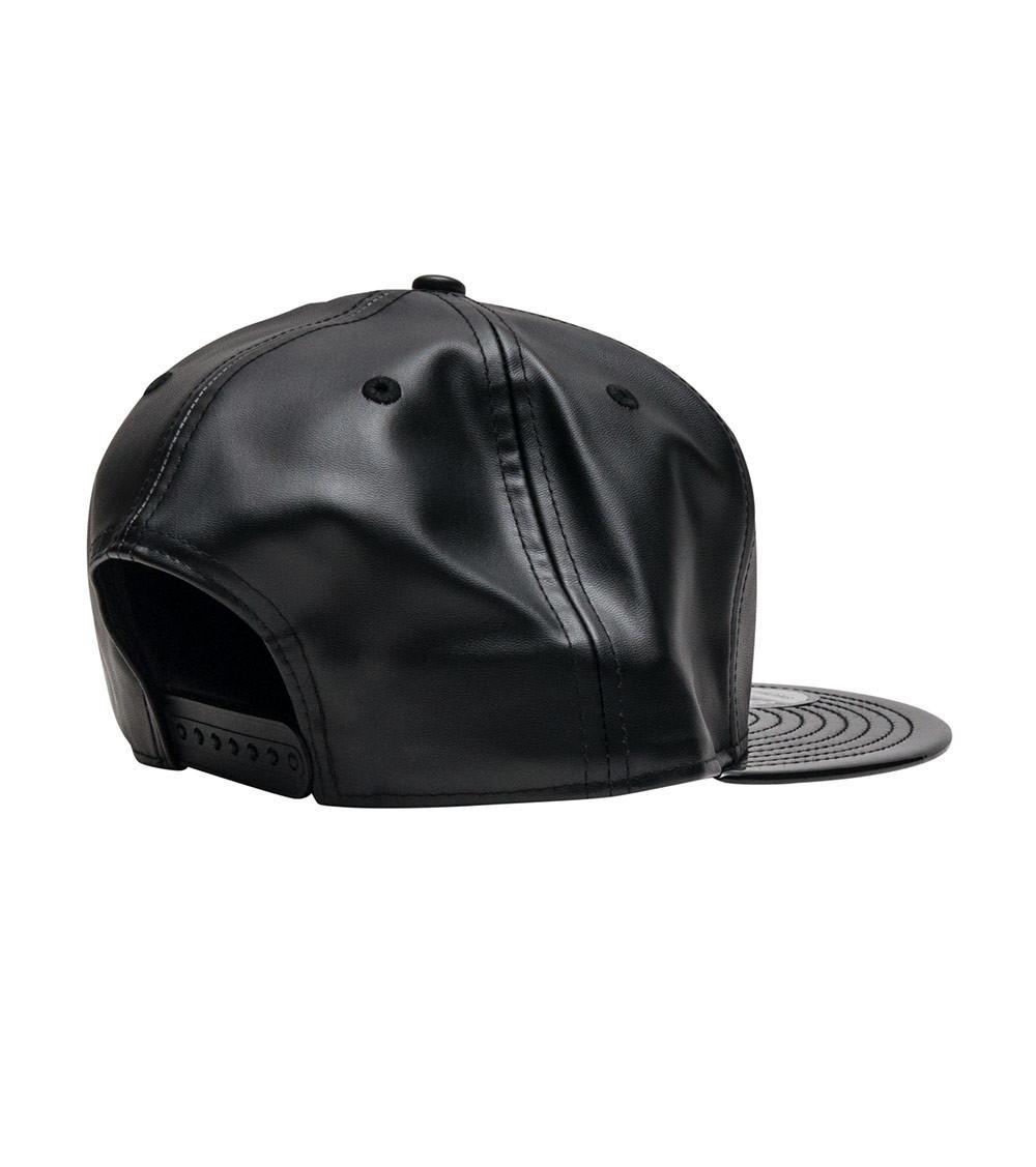 Lyst - Ktz Chicago Bulls Oversized Snapback Cap in Black for Men 139b108352b