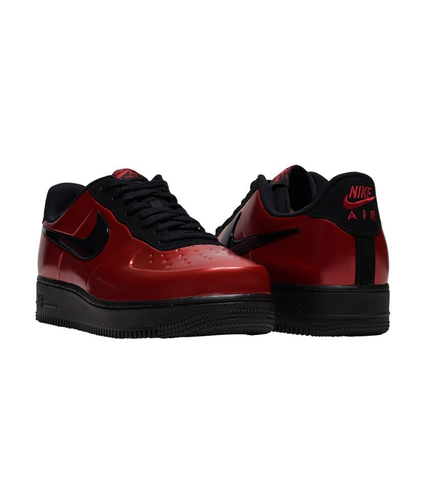 7ca8b2f5476bd Nike Af1 Foamposite Pro Cup in Red for Men - Lyst