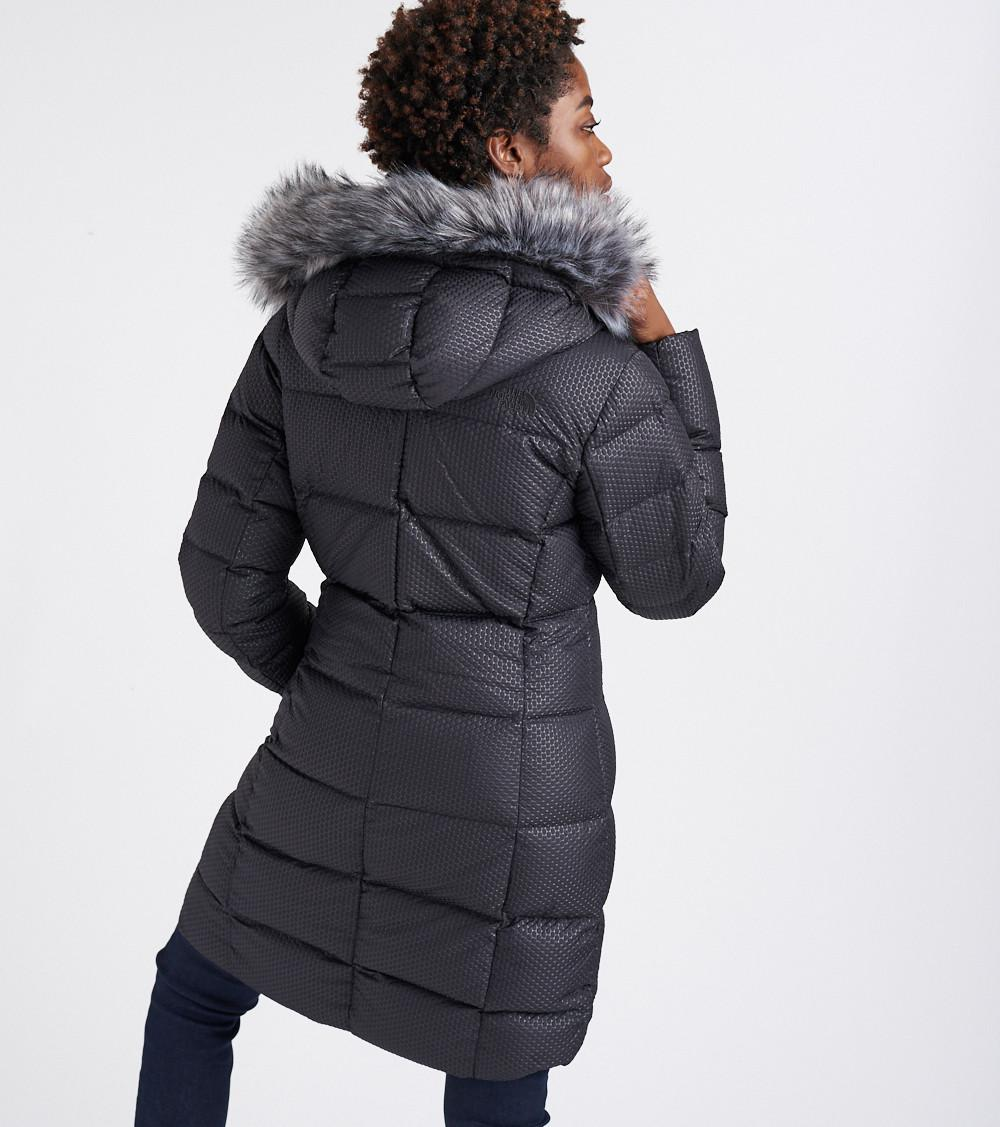 Lyst - The North Face Hey Mama Parkina in Black 4dded9094