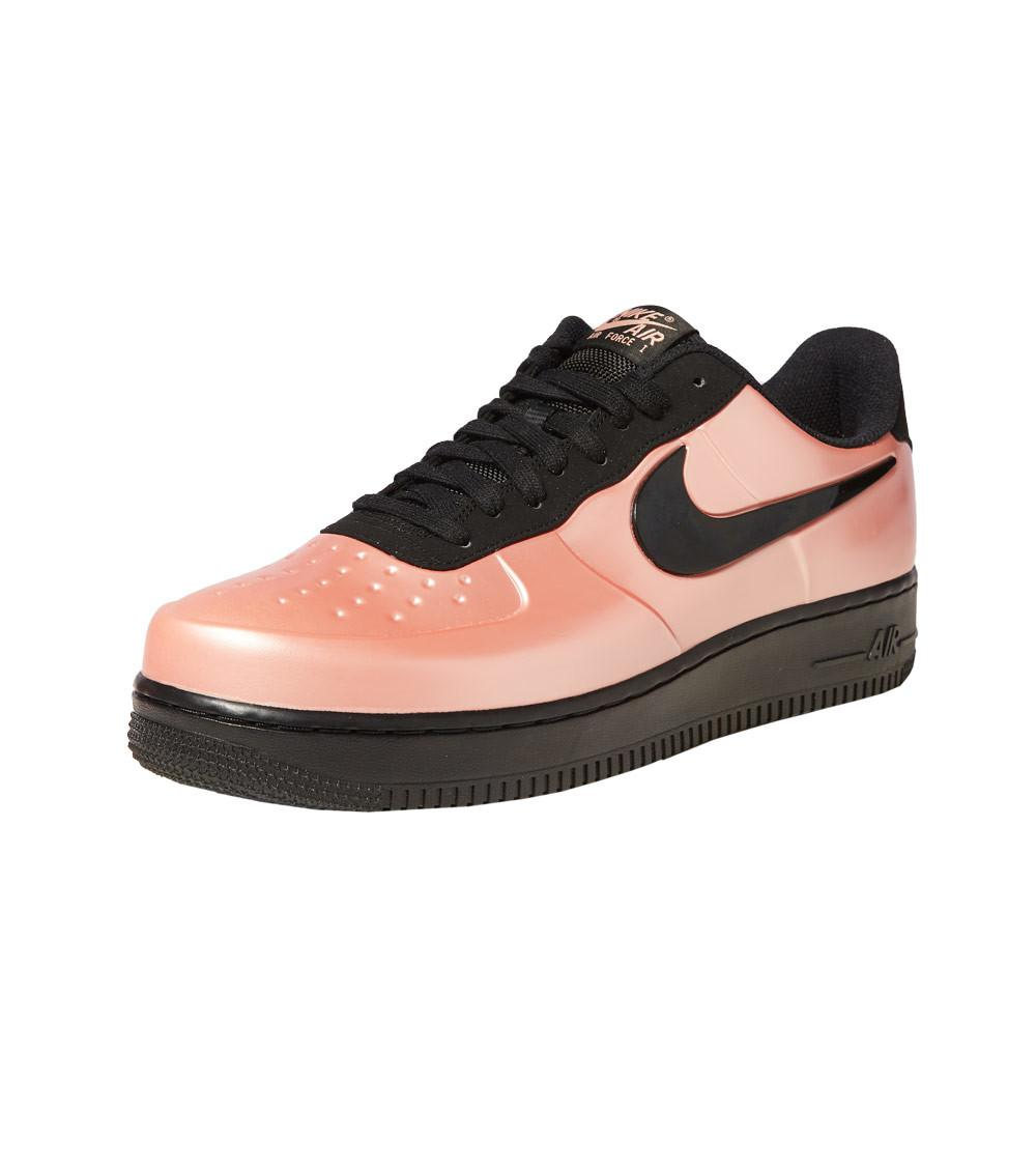 0eefb55df74 ... closeout lyst nike air force 1 foamposite pro cupsole shoe in pink for  men 6fbed bfcf5
