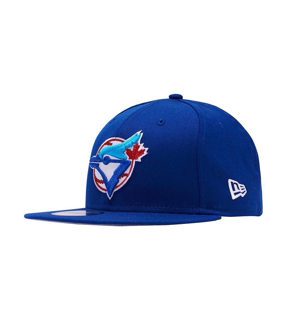 071c1eba779 Lyst - Ktz Toronto Blue Jays 1993 Ws Snapback in Blue for Men