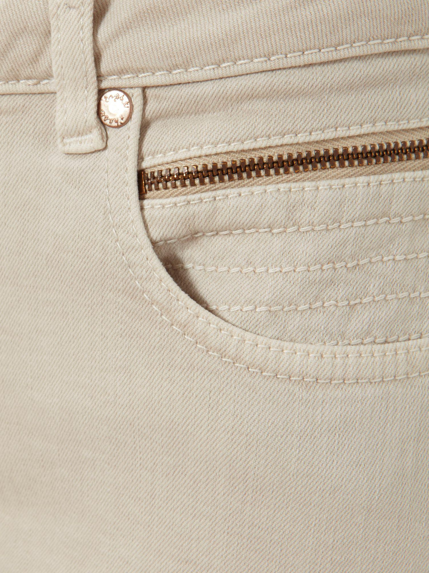 c70ded76d8 Phase Eight Victoria Seamed Jeans in Natural - Lyst