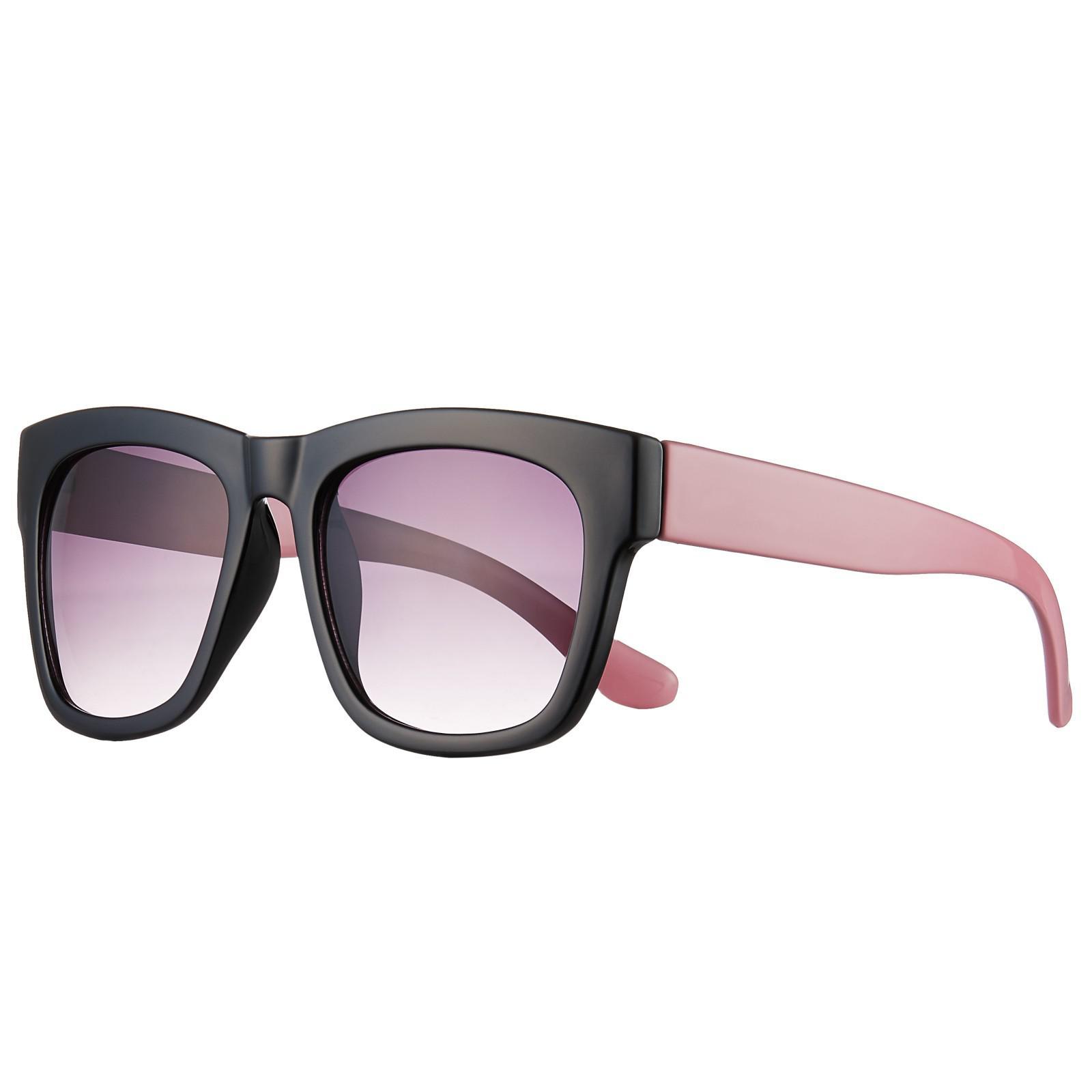 8464b05a4c John Lewis Chunky D Frame Sunglasses - Lyst