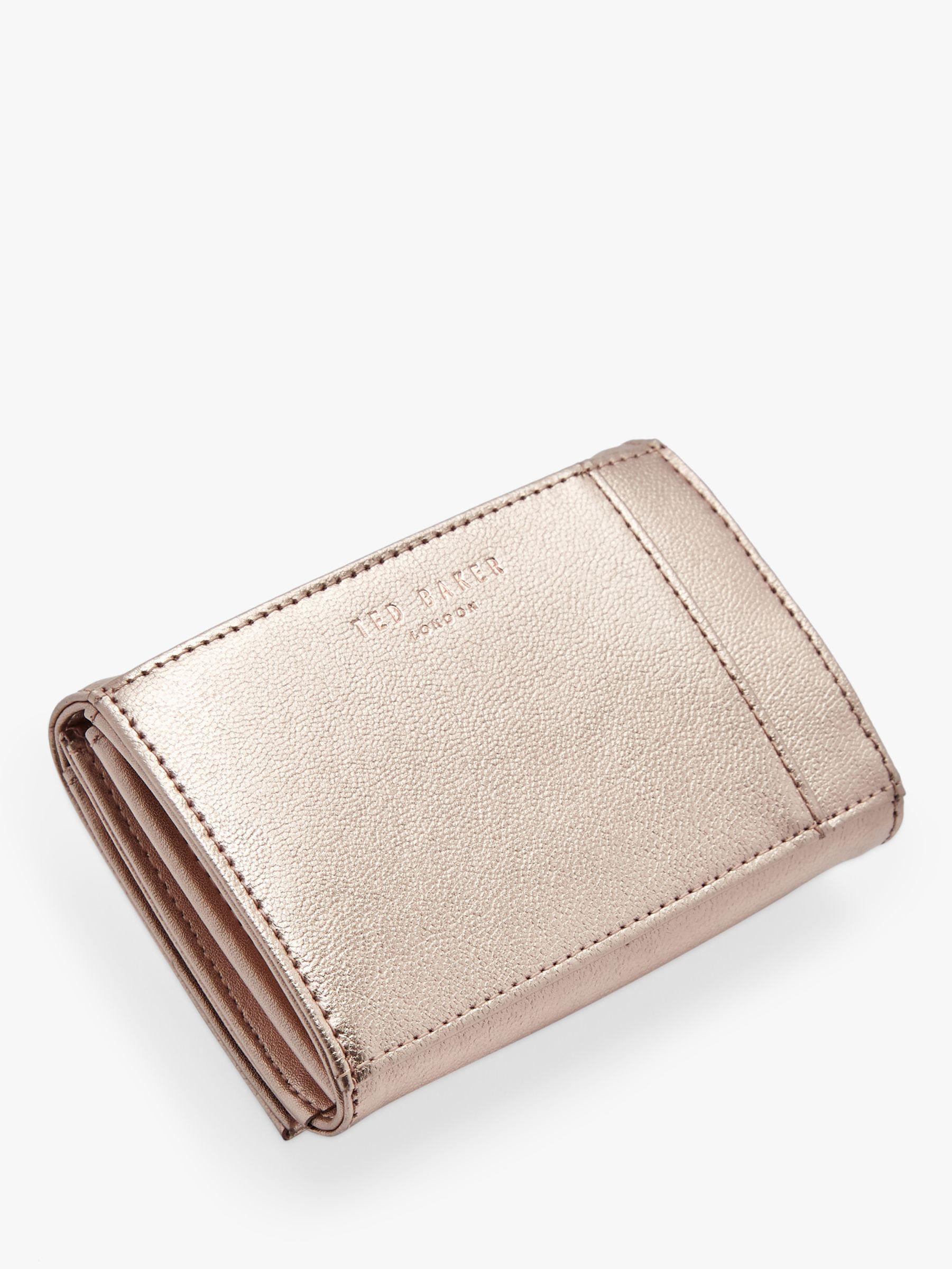 8af347a0400 Ted Baker Rana Flap Over Purse in Pink - Lyst