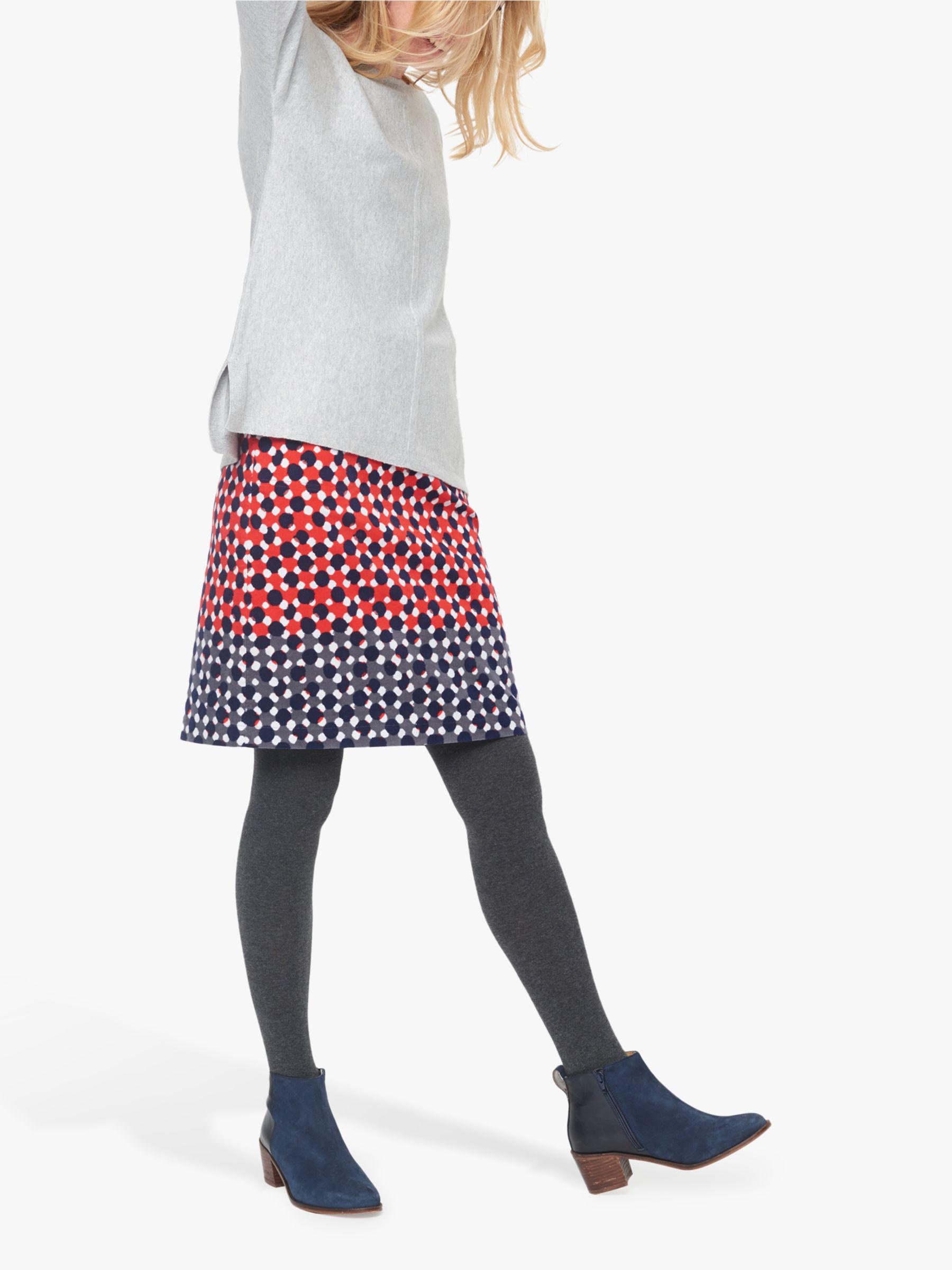cac1bc6bb5 White Stuff Hedgerow Velvet Skirt in Red - Save 10% - Lyst