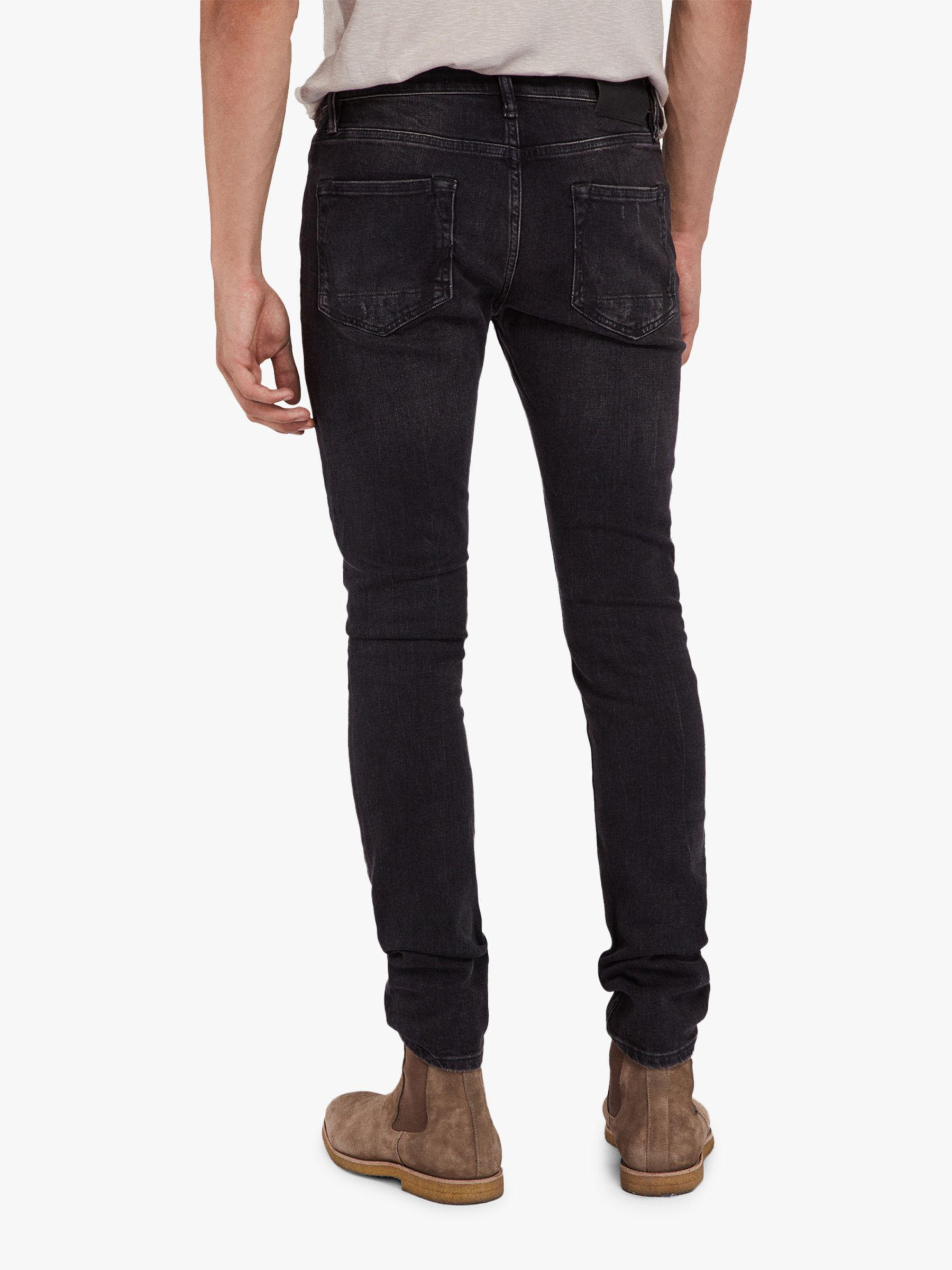 Allsaints Fit Skinny Jeans Lyst Black Rex In Men For Straight rqatrwv 6863c54ee33f7