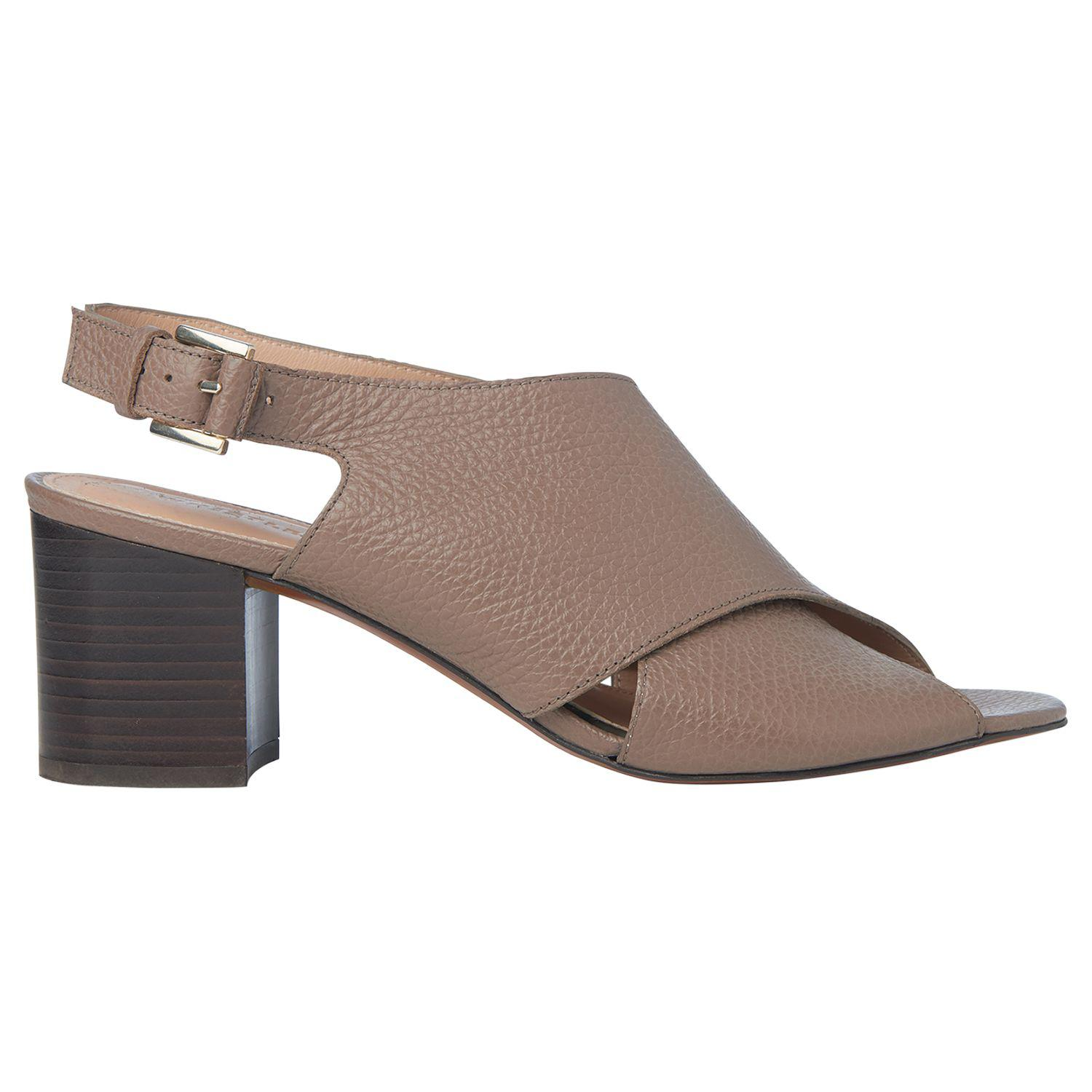 8f8844da016e Whistles. Women s Alexis Front Cross Block Heeled Sandals. £165 £99 From John  Lewis and Partners