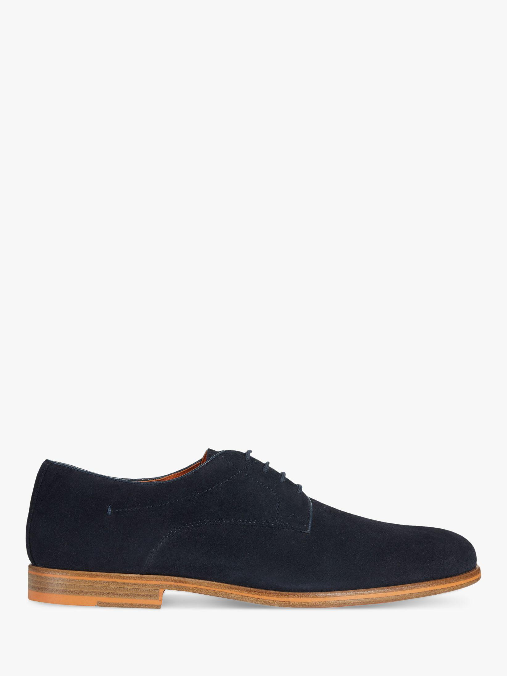 5b2dfb39b0 Geox. Men's Blue Bayle Suede Derby Shoes. £125 From John Lewis and Partners