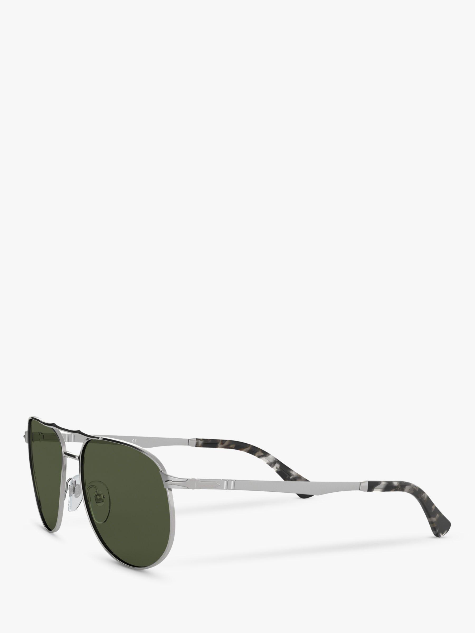 573ae3d955c9 Persol Po2455s Men's Oval Sunglasses in Green for Men - Lyst