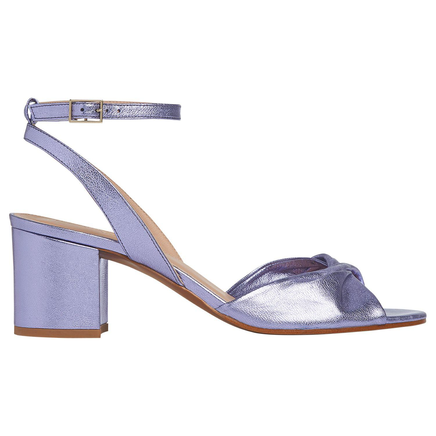 d4802d7bc983 Whistles. Women s Tula Twist Block Heel Sandals. £165 £99 From John Lewis  and Partners
