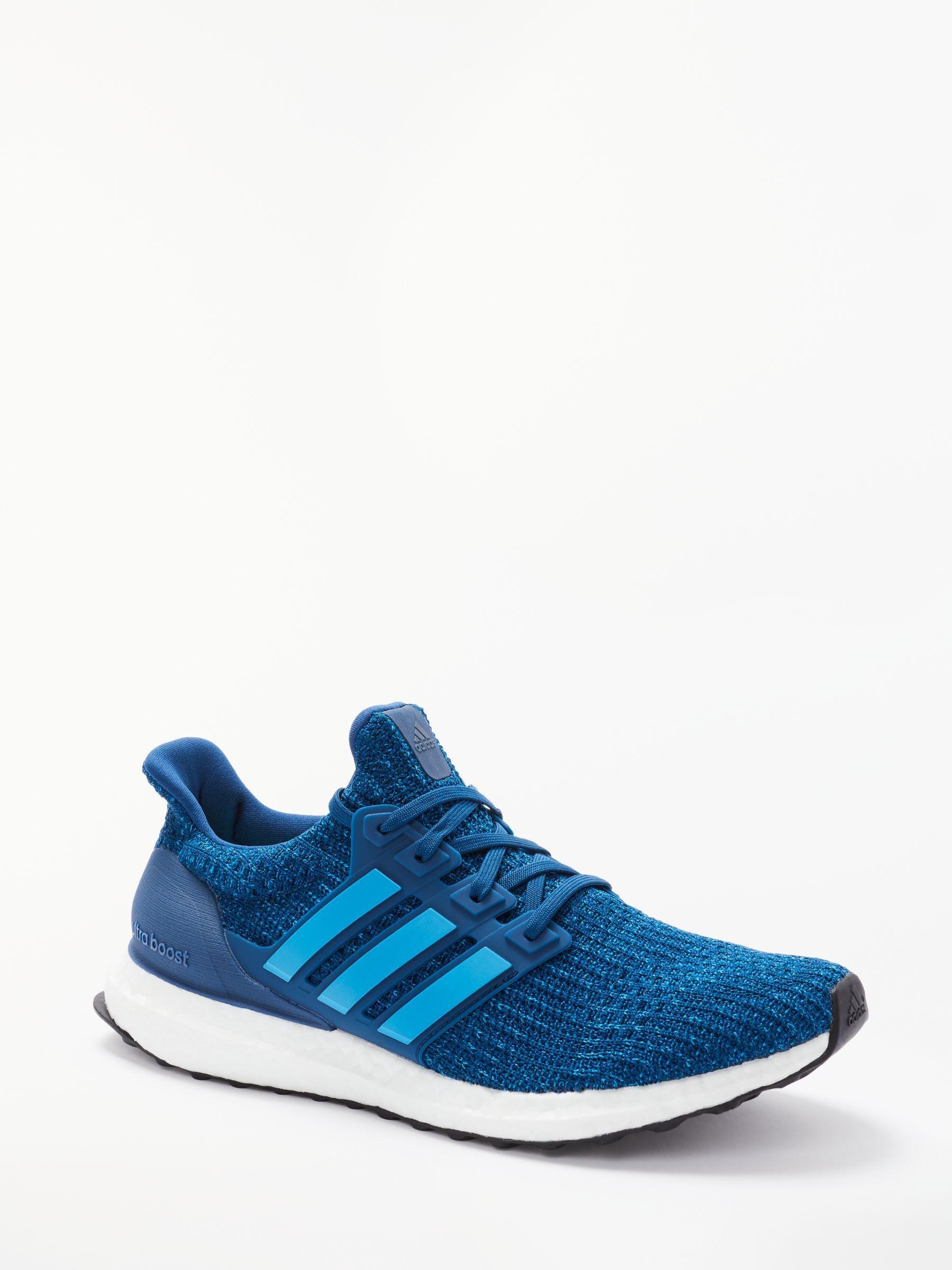49057521d Adidas - Blue Ultraboost Men s Running Shoes for Men - Lyst. View fullscreen