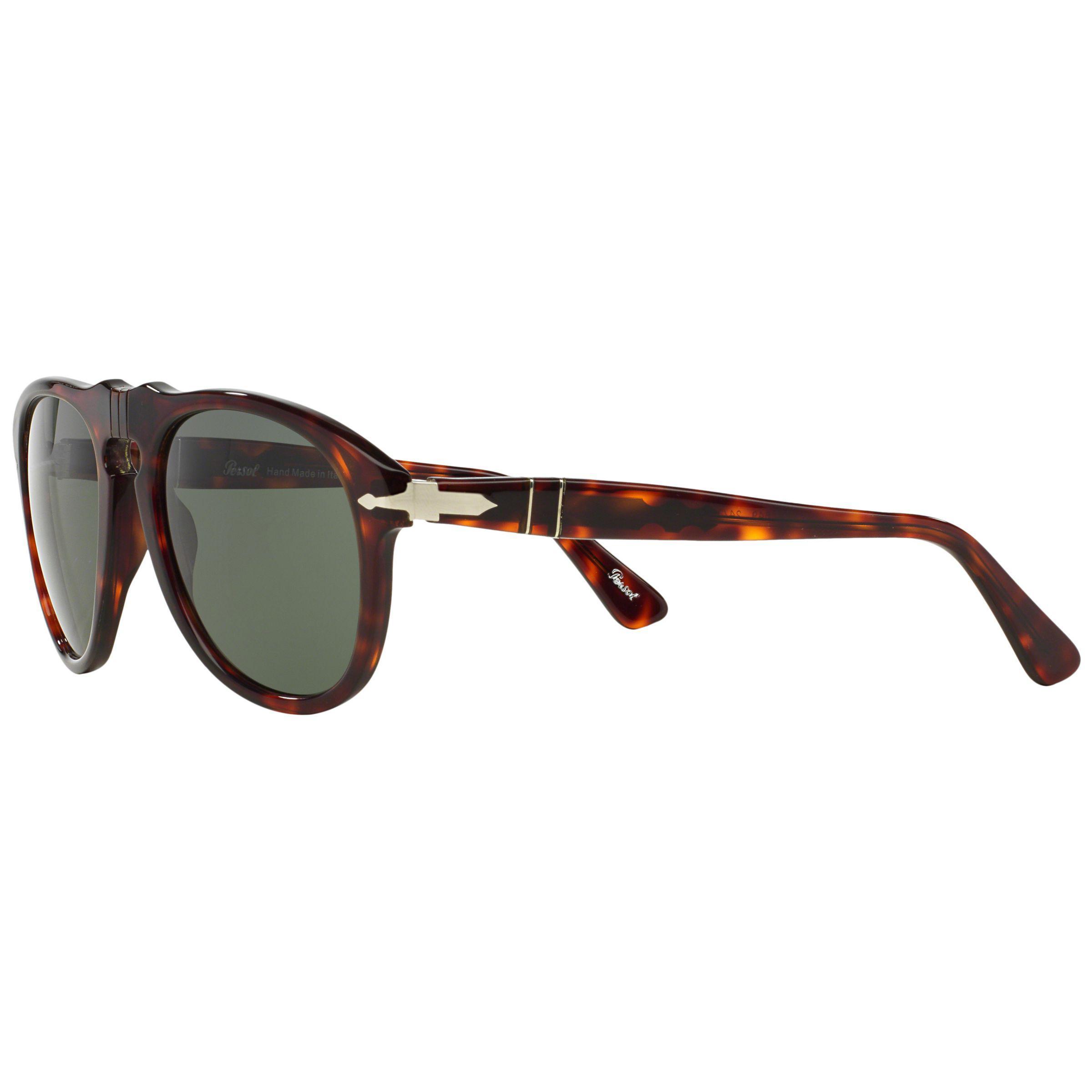 31783186db46 John Lewis Persol Po0649 Aviator Sunglasses in Gray for Men - Lyst