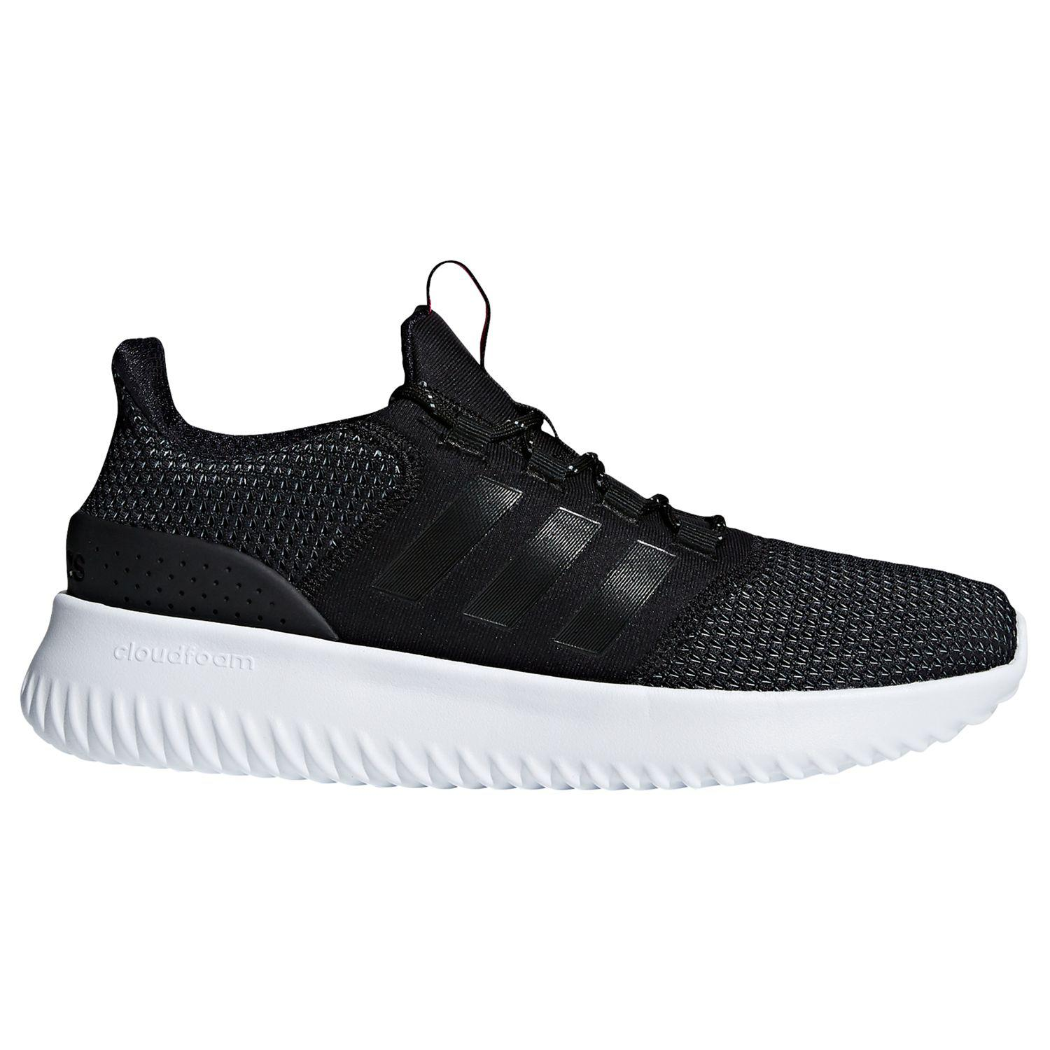 reputable site d6f08 72ae1 adidas. Black Cloudfoam Ultimate Mens Trainers