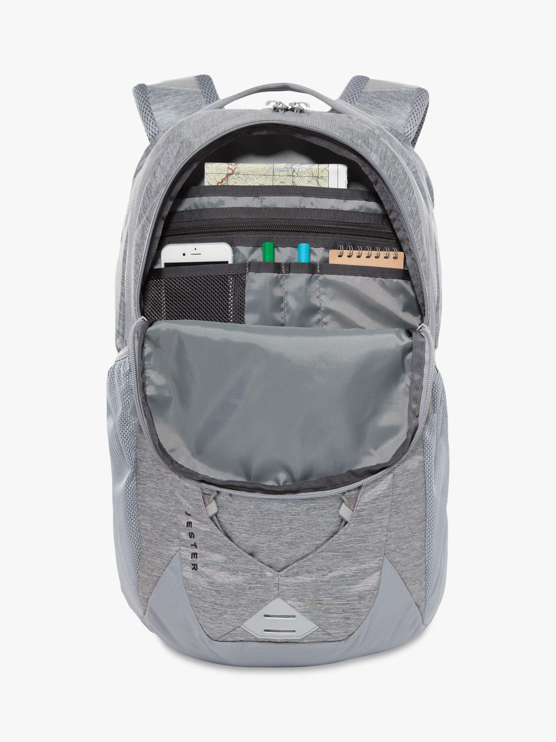 afb43cc48da9 The North Face Jester Backpack in Gray for Men - Lyst