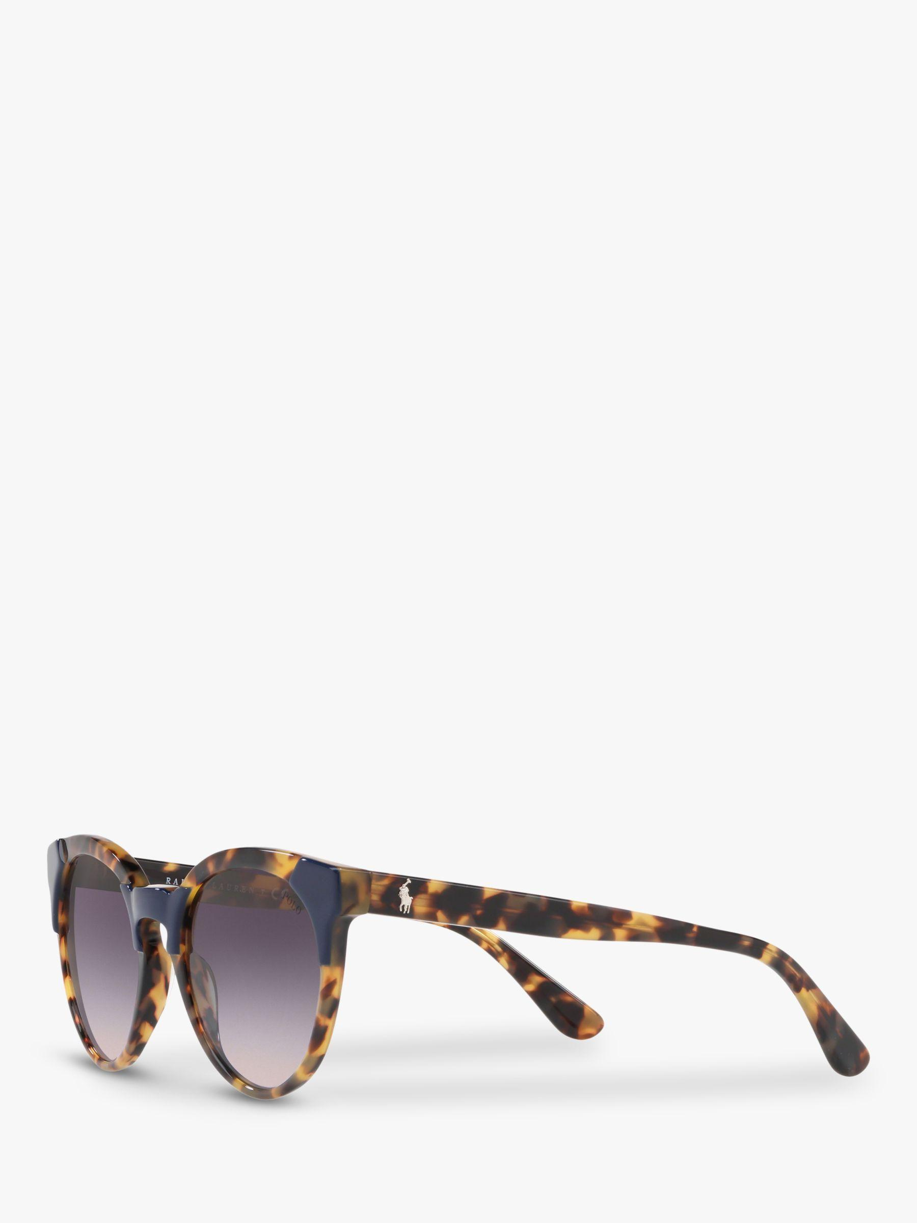 99e50b53a8 Ralph Lauren Polo Ph4147 Women s Phantos Sunglasses in Blue - Lyst