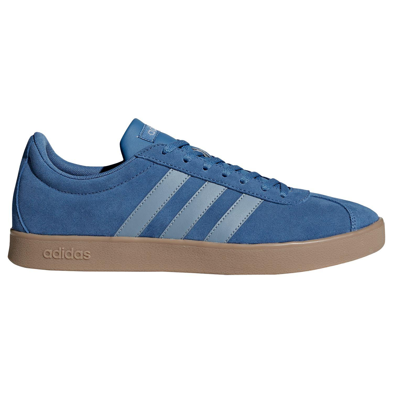 a0ab5aeaba25b ... get adidas neo vl 2.0 court suede mens trainers in blue for men lyst  444f3 b61f8