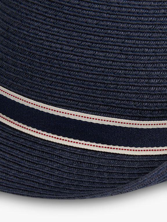 477a16b32f32a Barbour - Blue Lagoon Trilby Hat - Lyst. View fullscreen