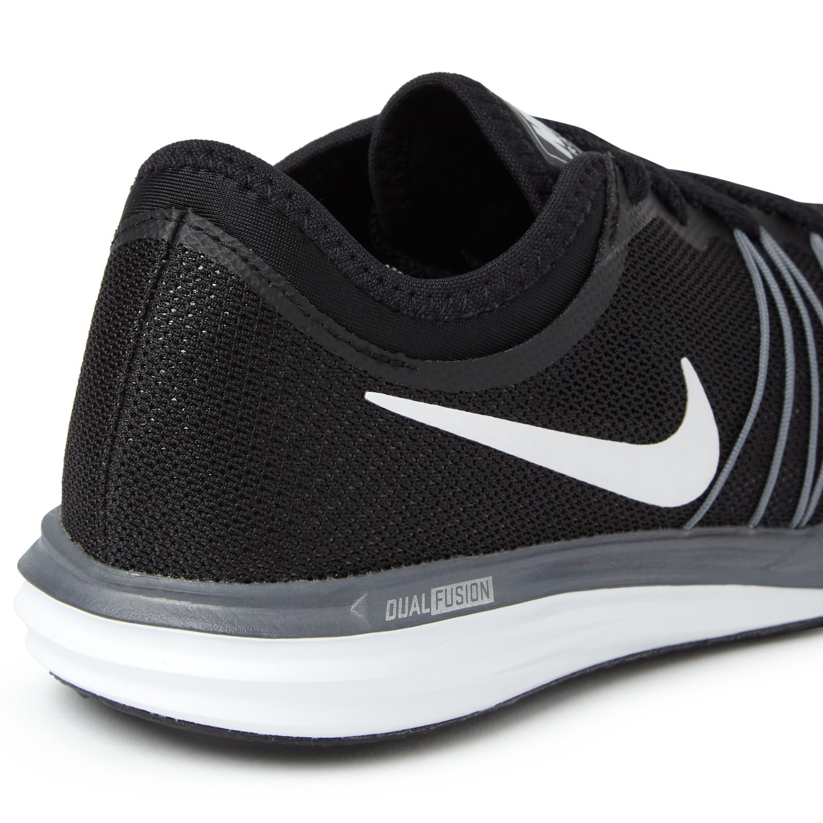 6a2754bd8e05 Nike Dual Fusion Tr Hit Women s Cross Trainers in Black - Lyst