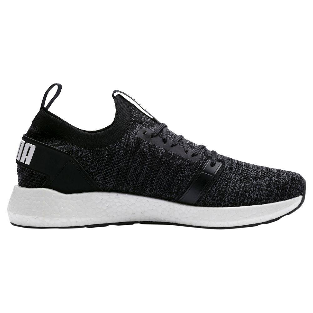 8b02e530626 PUMA Nrgy Neko Engineer Knit Men s Running Shoes in Black for Men - Lyst