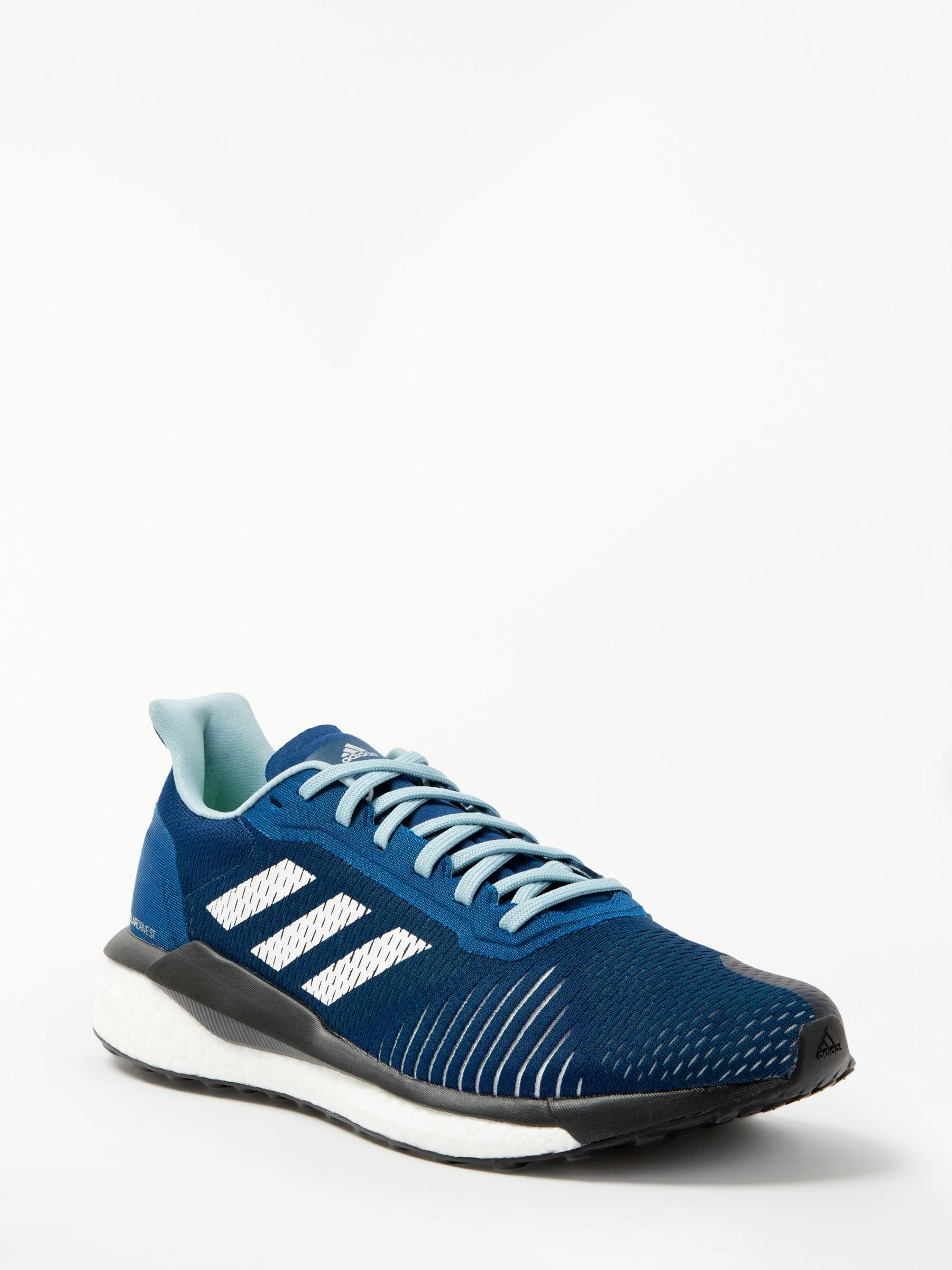 e83ab1605bc adidas Solar Drive St Men s Running Shoes in Blue for Men - Lyst