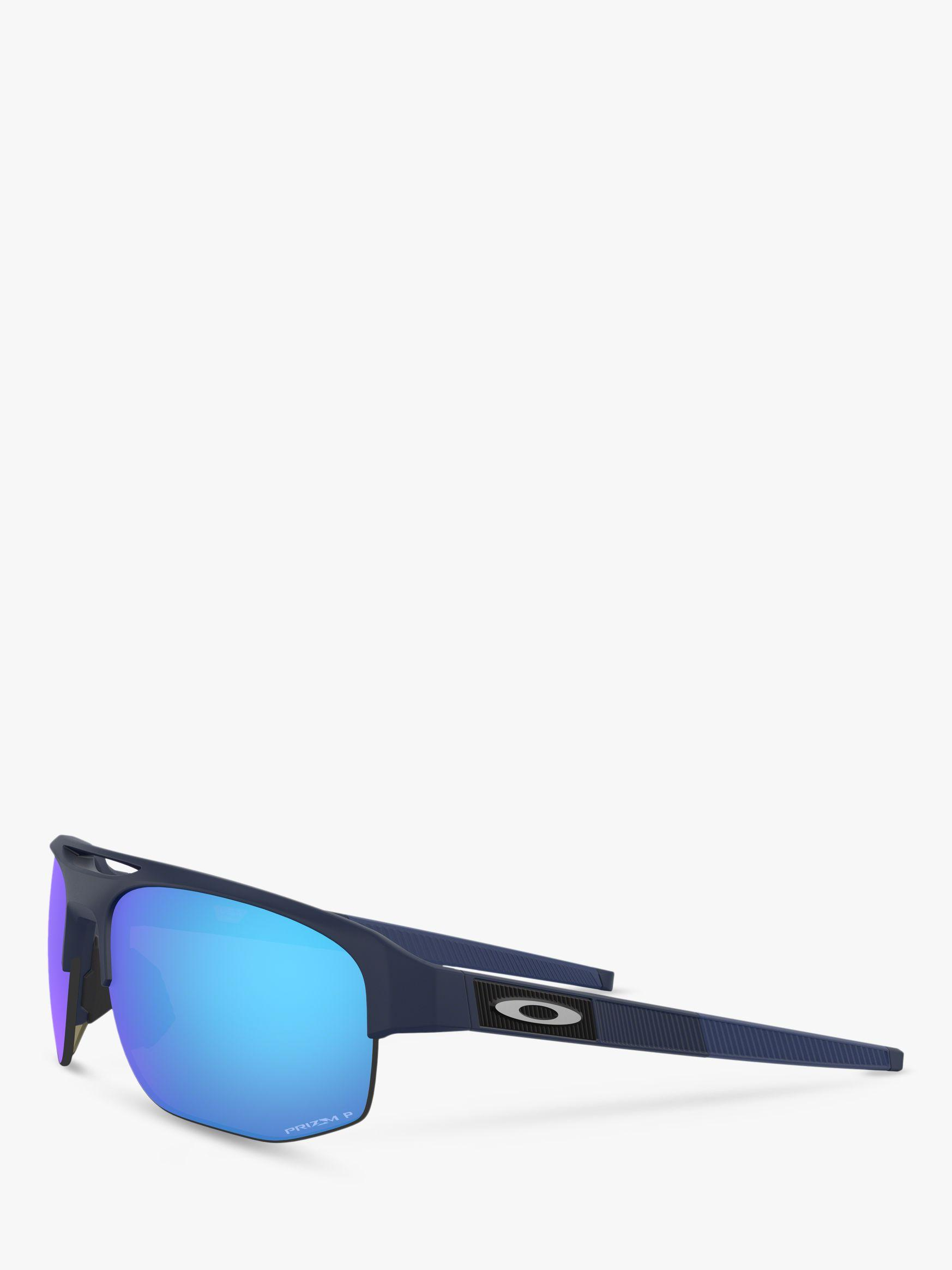 f48fd1c01d14c Oakley Oo9424 Men s Mercenary Prizm Polarised Rectangular Sunglasses in  Blue for Men - Lyst