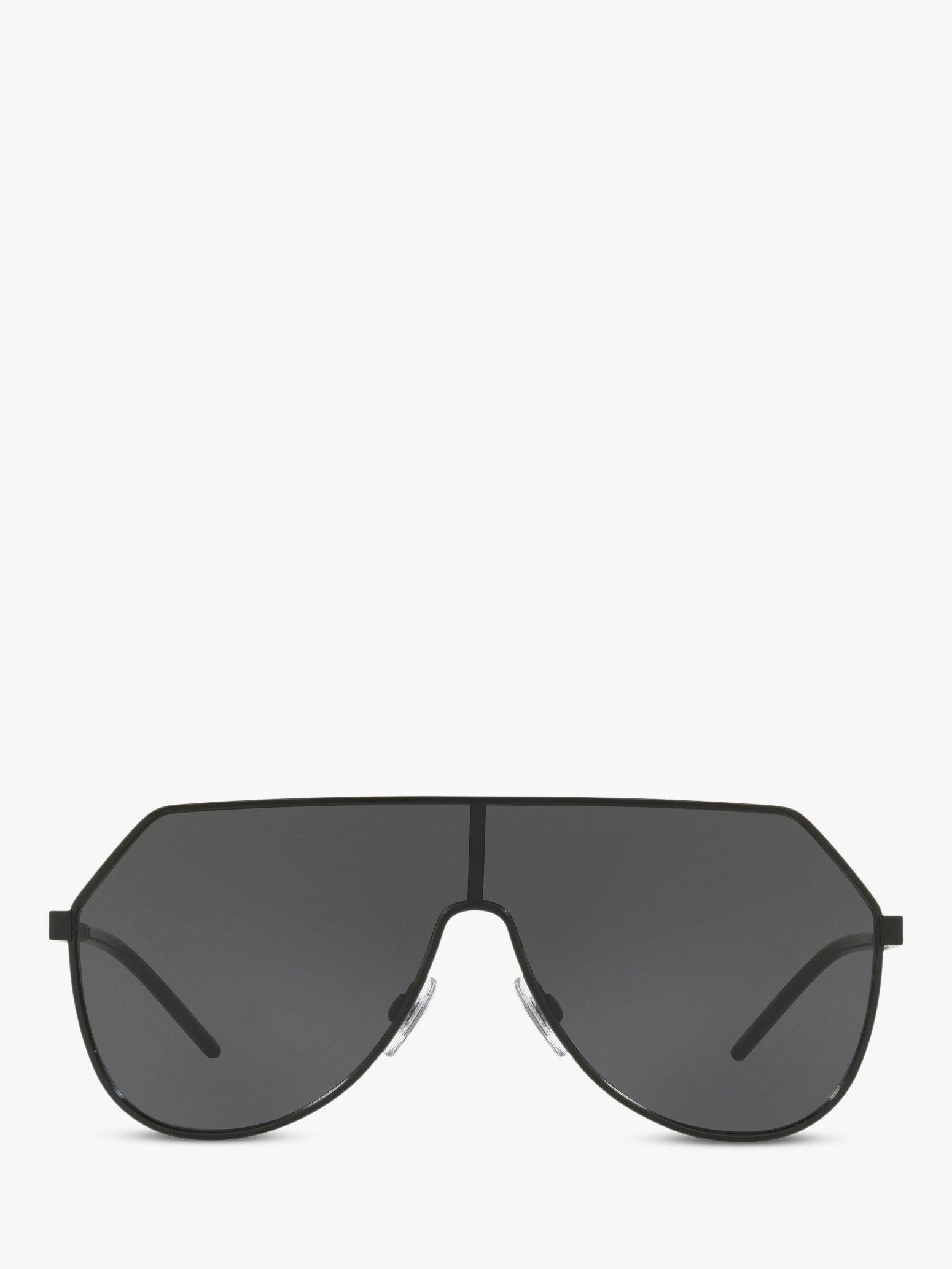 198ecd9717b4b Dolce   Gabbana - Black Dg2221 Men s Aviator Sunglasses for Men - Lyst.  View fullscreen