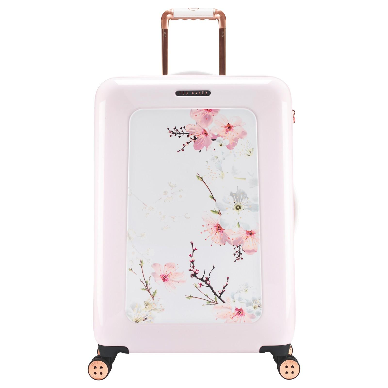 Lyst Ted Baker Oriental Blossom Large Suitcase In Pink
