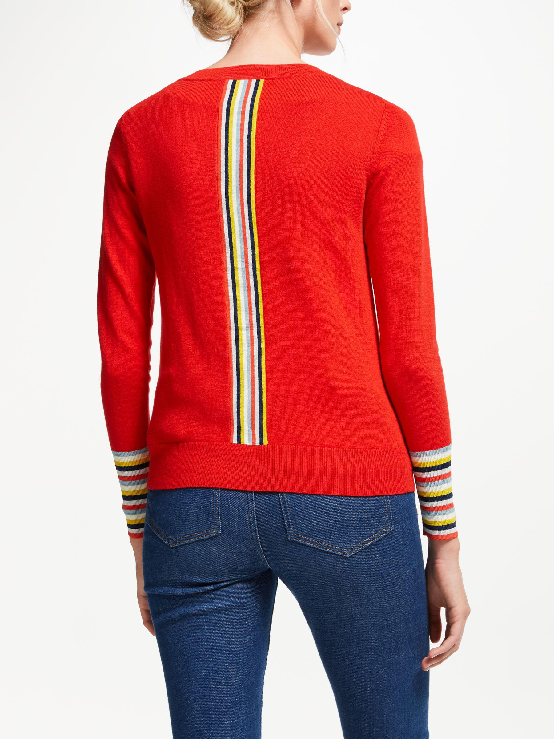Boden Cassandra Cardigan In Red Lyst